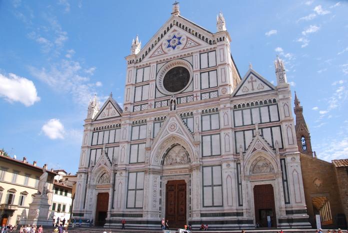 Façade de Santa Croce.