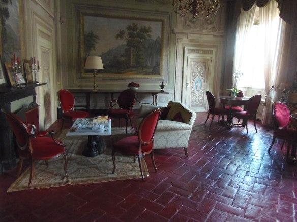 Salon du Palazzo Niccolini al Duomo.
