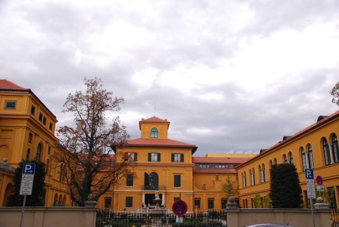 Le peintre Frantz Von Lenbach s'était fait construire cette maison qui est devenue un musée.