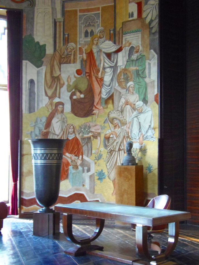 Salon de Paul Reynaud.