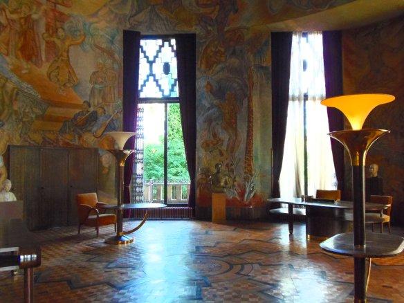 Le palais de la porte dor e art d co et exotique city for La porte de salon