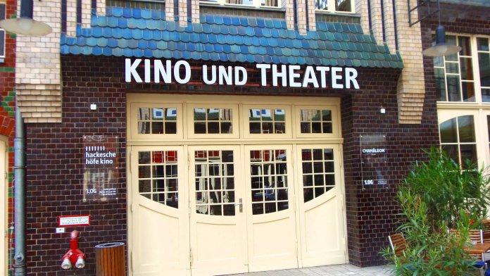Les Hackesche Höfe (Berlin) sont réputés pour être des lieux de rencontres culturelles.