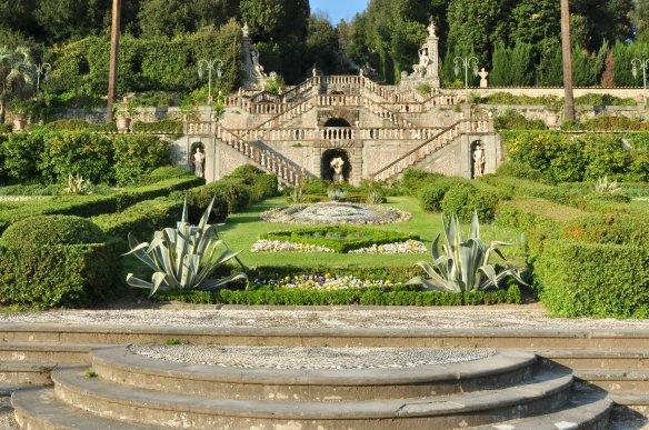 Les jardins de la Villa Garzoni. Courtesy Lionard, crédit photo Lionard.