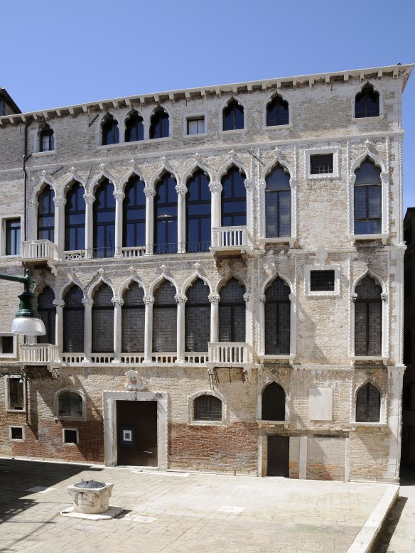 Musée Fortuny à Venise. Courtesy Museo Fortuny.