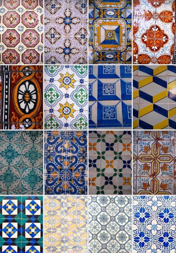 Azuelejos Lisbonne