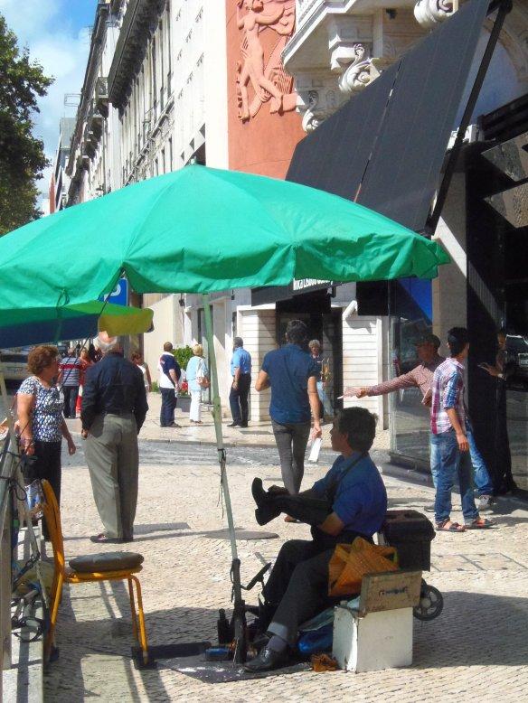 Avenida da Liberdade, Lisbonne, Lisboa, Portugal