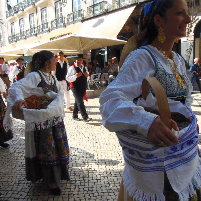 Folklore, Lisbonne, Lisboa, Portugal.