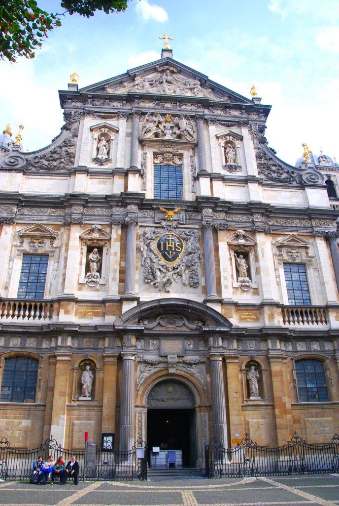 Saint-Charles Borromée Anvers, Antwerp, Antwerpen, Belgium