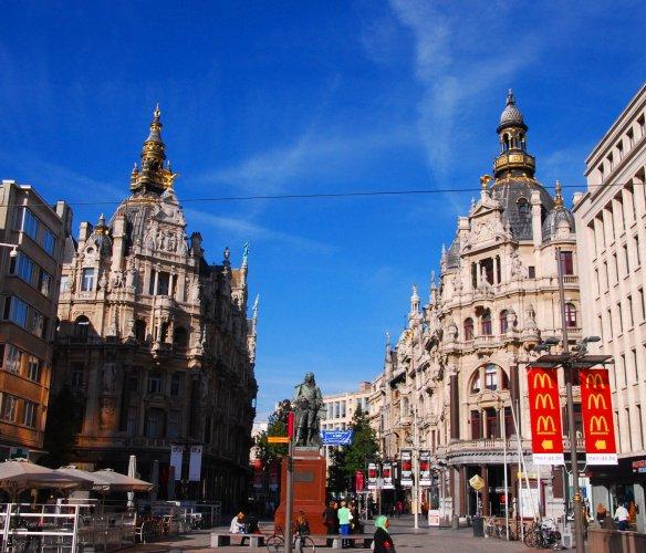 Meir, Anvers, Antwerp, Antwerpen, Belgium