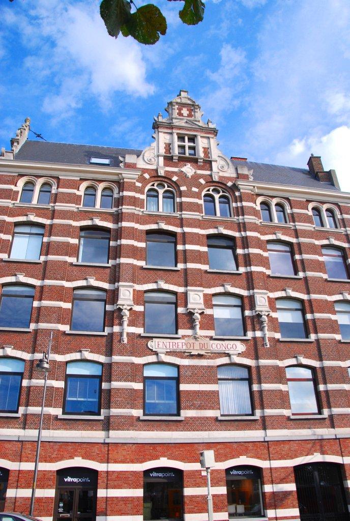 Entrepôt du Congo, Anvers, Antwerp, Antwerpen, Belgium, Flandres