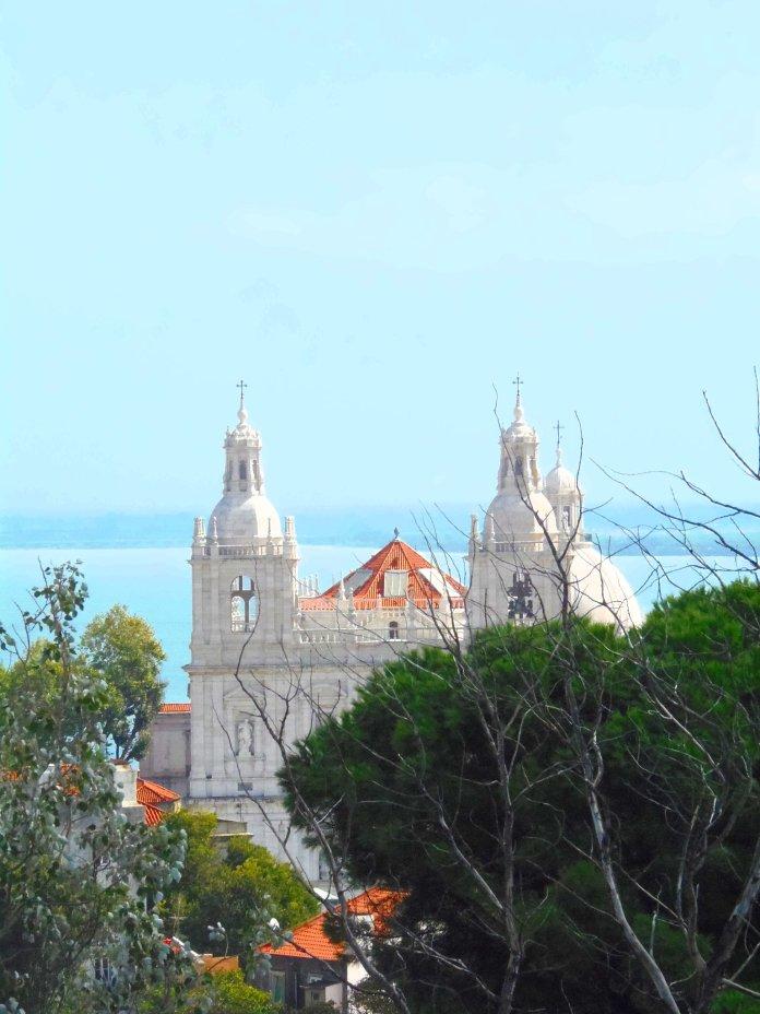 Monastère Sao Vincente da Fora, Lisbonne, Lisboa, Portugal