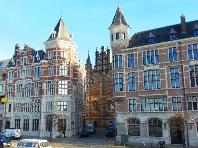 Face au Seen, Anvers, Antwerp, Antwerpen, Belgium, Flandres