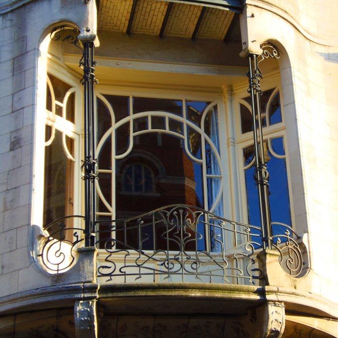 Courbes, Zurenborg, Anvers, Antwerp, Antwerpen, Belgium, Flandres