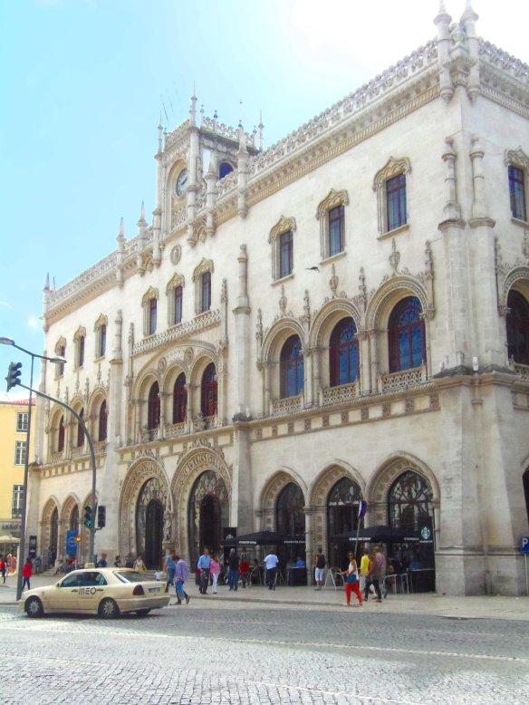 Rossio, Lisbonne, Lisboa, Portugal