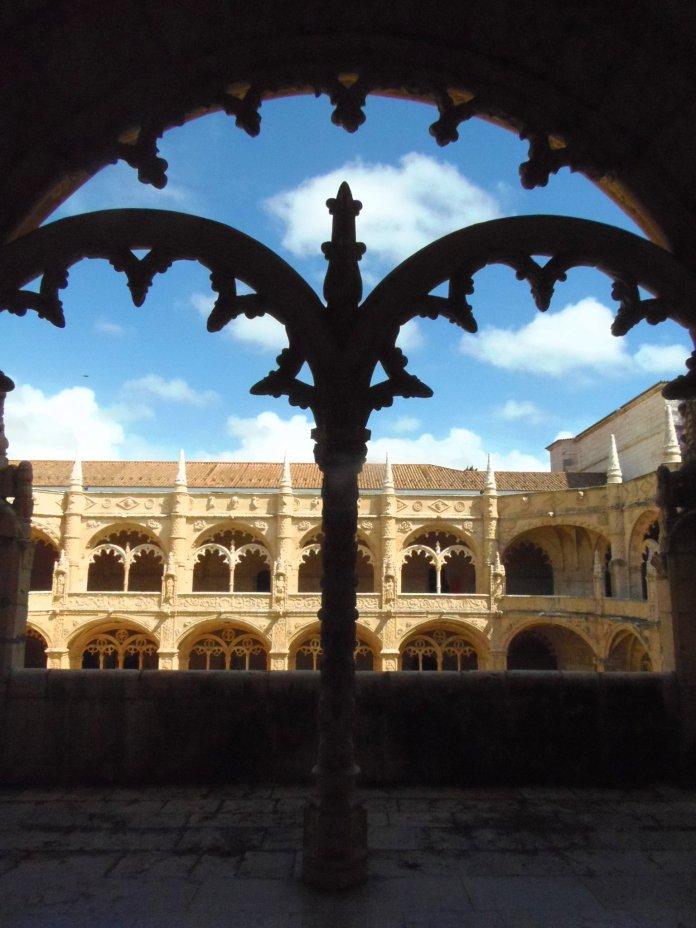Monastère jeronimos, Lisbonne, Lisboa, Portugal.