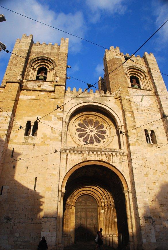 Cathédrale Sé, Lisbonne, Lisboa, Portugal