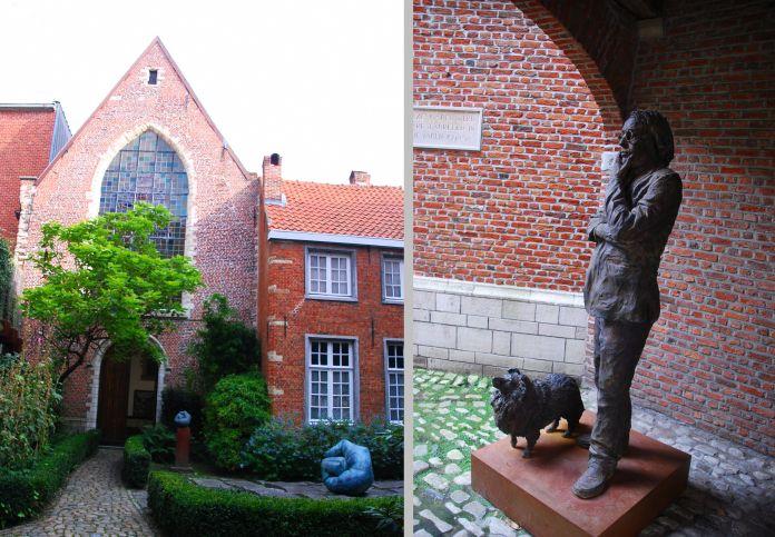 De Zwaerte Panter, Anvers, Antwerp, Antwerpen, Belgium, Flandres