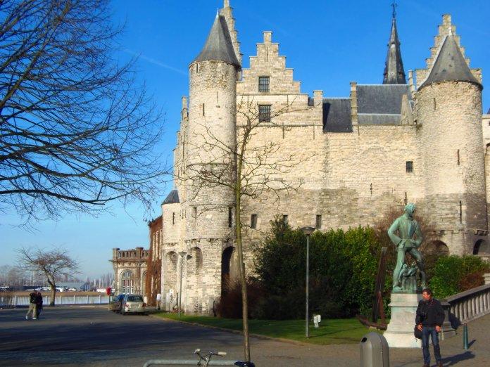 Seen, Anvers, Antwerp, Antwerpen, Belgium, Flandres