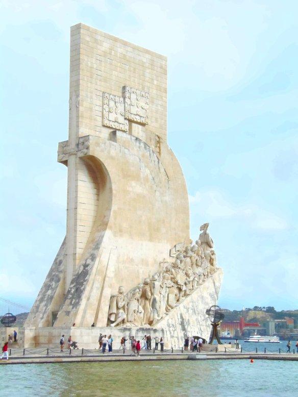 Padrao dos Descobrimentos, Henri le Navigateur, Lisbonne, Lisboa, Portugal
