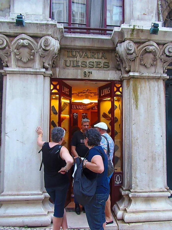 Luvaria Ulisses, Lisbonne, Lisboa, Portugal