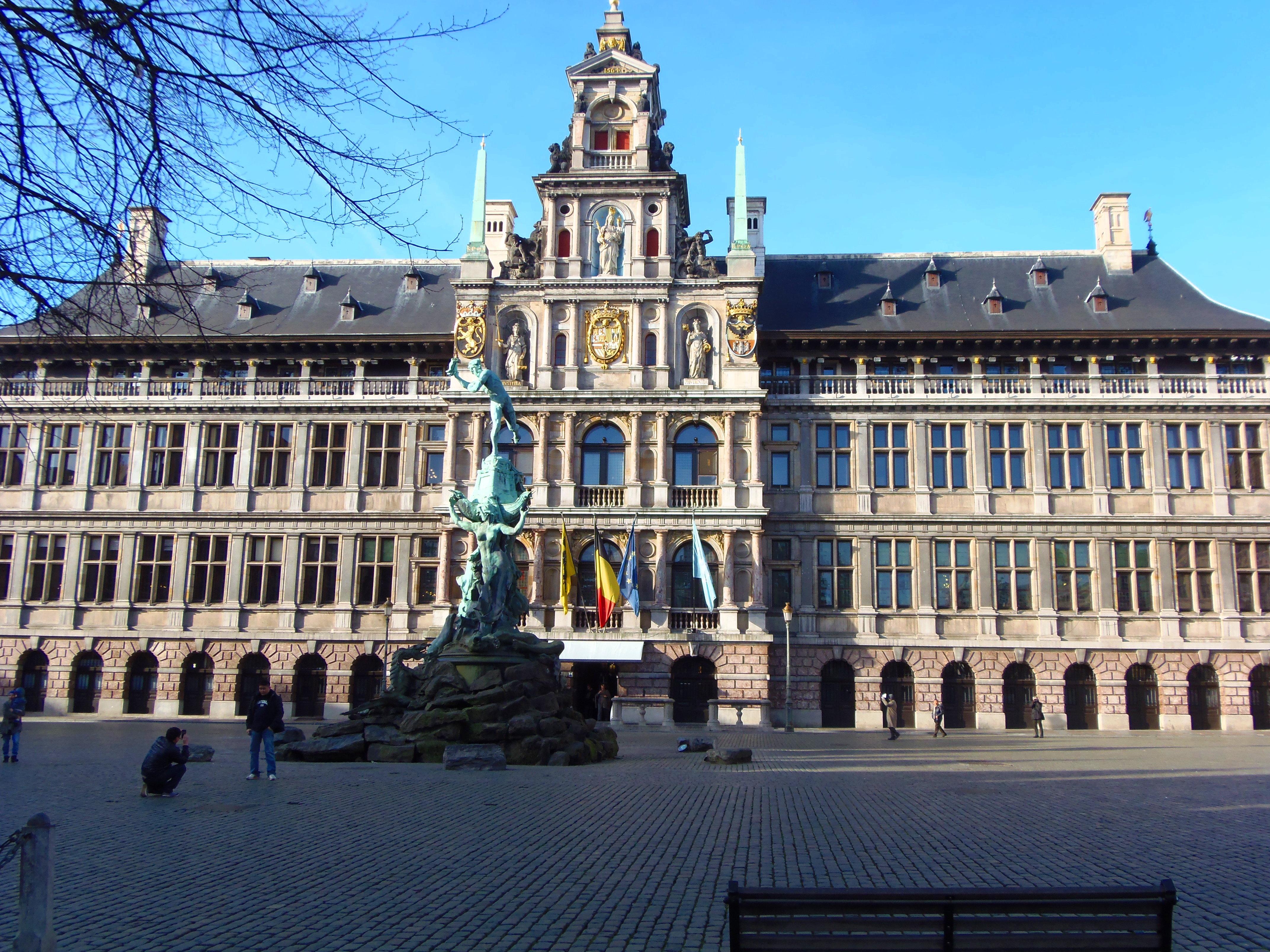 Anvers Hotel De Ville