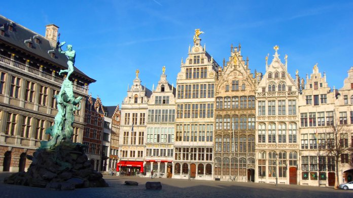 Guildes, Anvers, Antwerp, Antwerpen, Belgium Flandres
