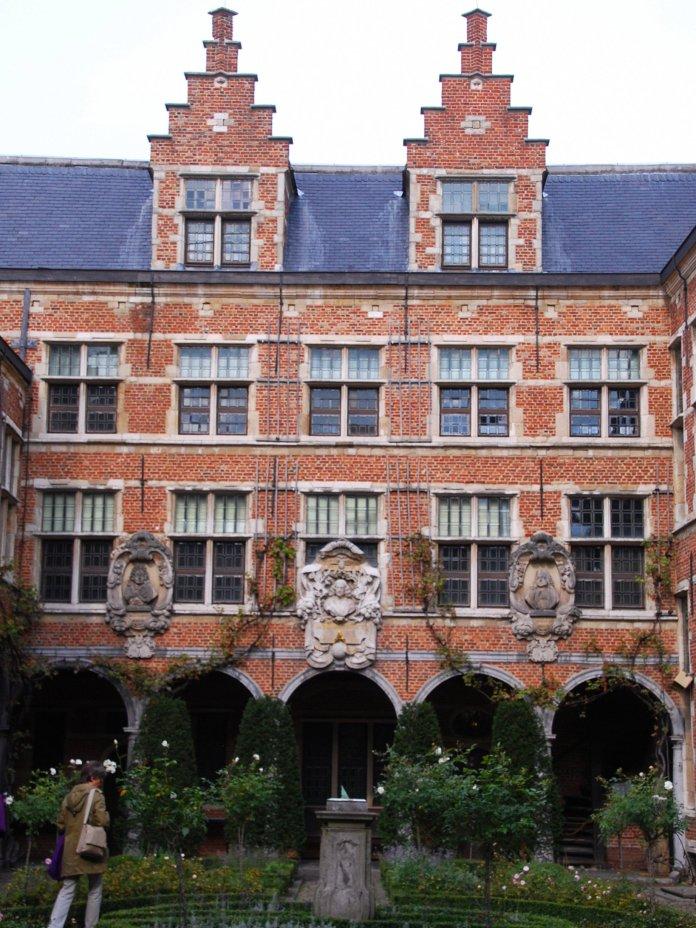 Plantin Moretus, Anvers, Antwerp, Antwerpen, Belgium, Flandres