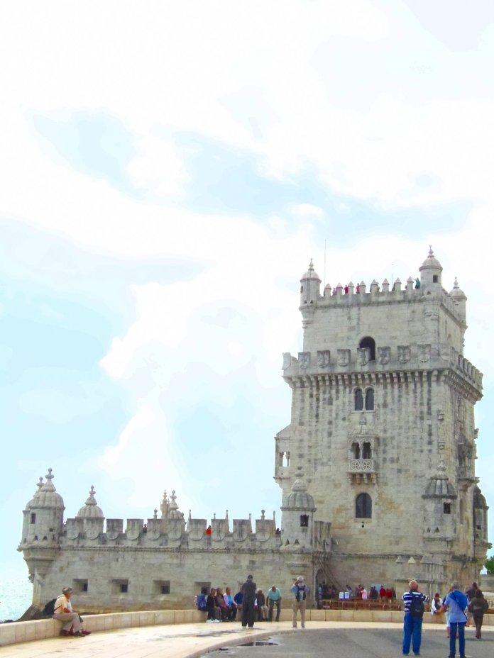 tour de Belem, Tage, Lisbonne, Lisboa, Portugal