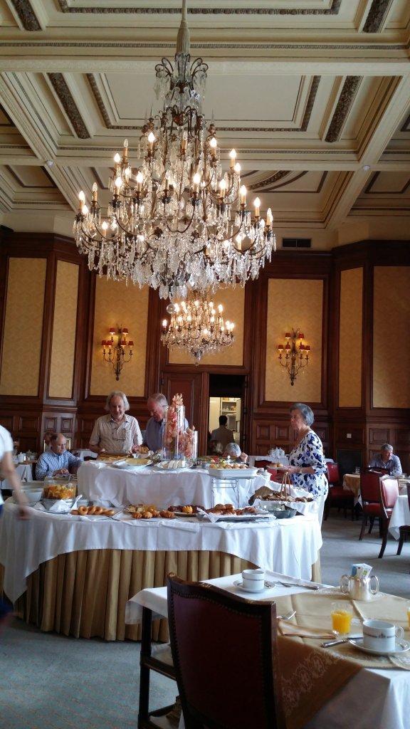 petit-déjeuner Avenida Palace Lisbonne Lisbon Lisboa