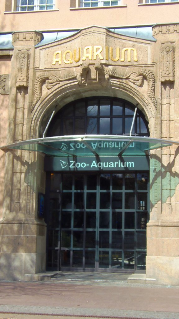 aquarium du zoo de Berlin City Breaks AAA+