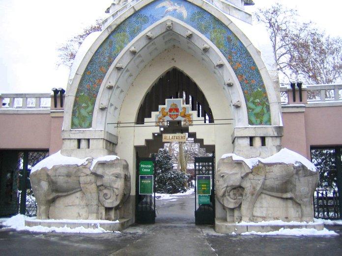 zoo Budapest entrée City Breaks AAA+