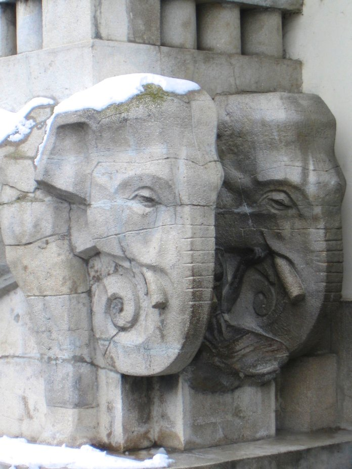éléphants zoo Budapest City Breaks AAA+