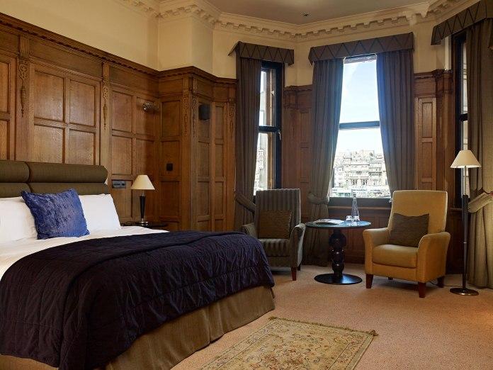 Chambre 1 Scotsman Edimbourg, Edinburgh