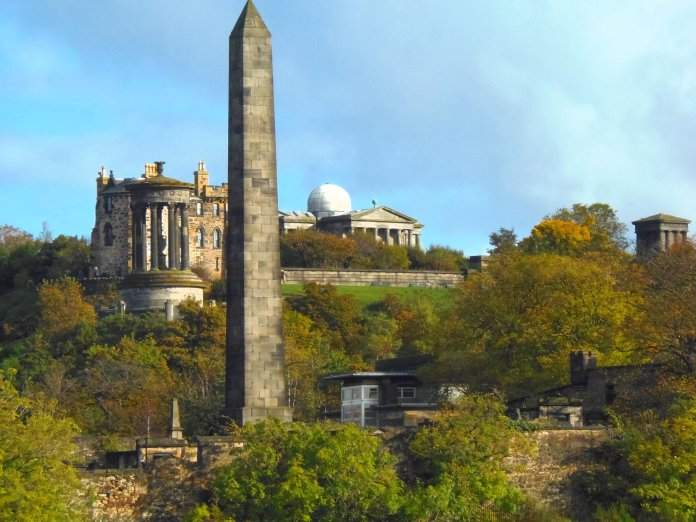 Calton Hill Edimbourg, Edinburgh