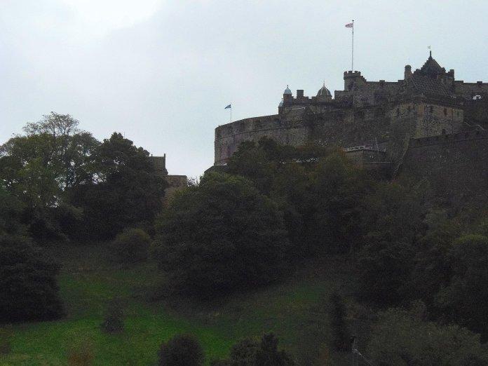 Château Edimbourg, Edinburgh