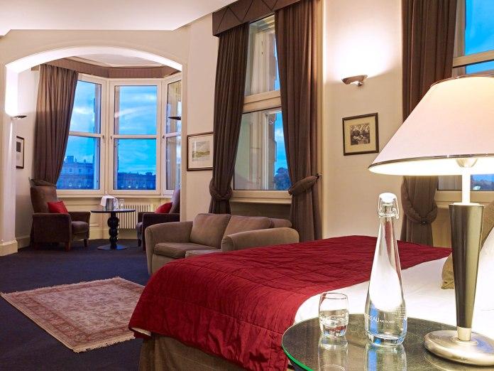 Chambre avec vue The Scotsman Edimbourg, Edinburgh