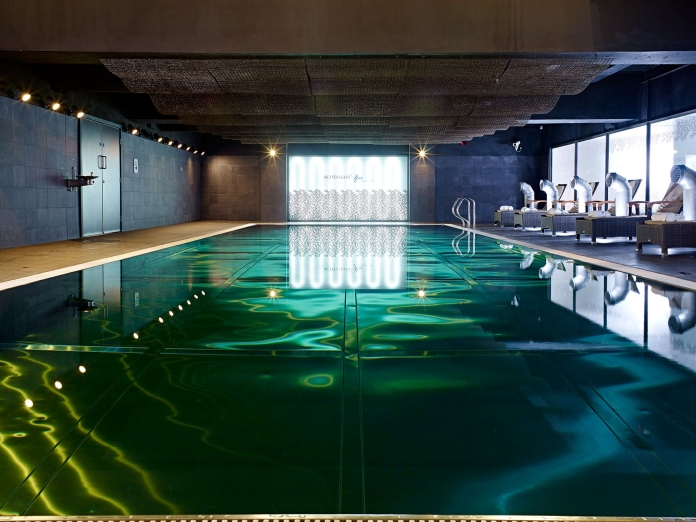 Piscine the Scotsman Edimbourg Edinburgh