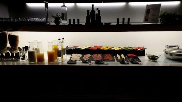 petit-déjeuner hôtel Espana Barcelone Barcelona