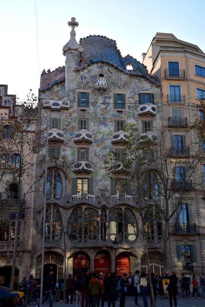 Casa Ballo Barcelone Barcelona