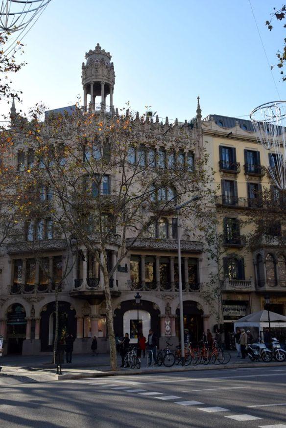 Casa Lleo i Morera Barcelone Barcelona