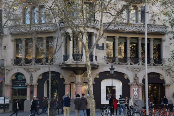 Loewe Barcelone Barcelona