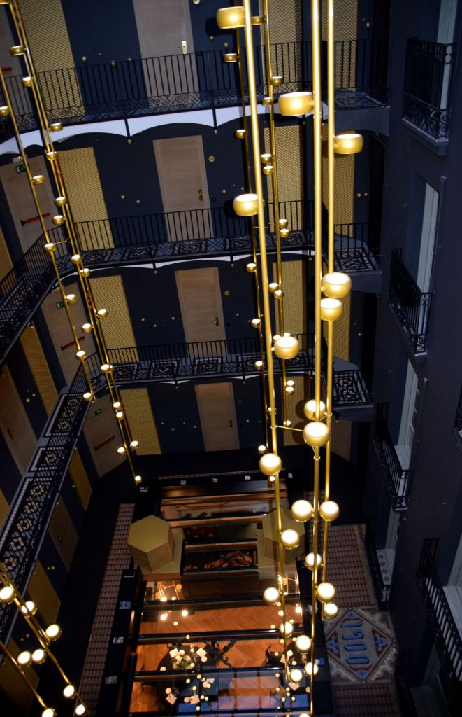 Hotel Espana Barcelone 1900