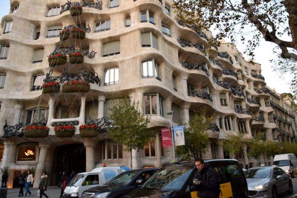 La Pedrera Barcelone Barcelona