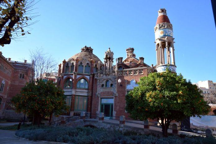 Orangers Sant Pau Barcelone Barceloan