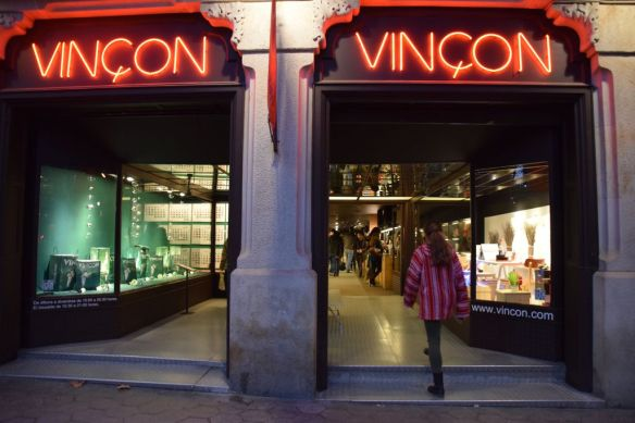 Vinçon Barcelone Barcelona