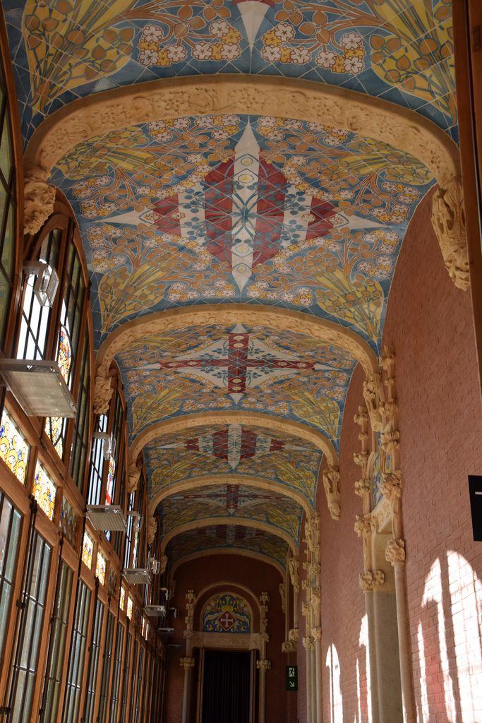 Couloir Sant Pau Barcelone Barcelona