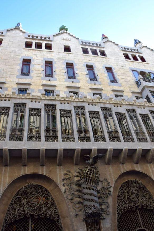 Palais Güell Barcelone Barcelona