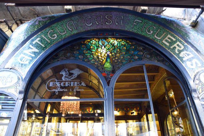 Paon Escriba Barcelone Barcelona
