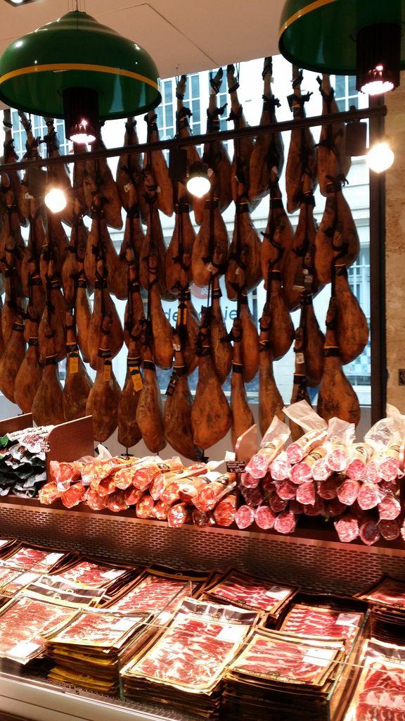Viandas de Salamanca jambons