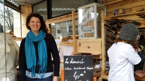 Une boutique toute simple à Bordeaux